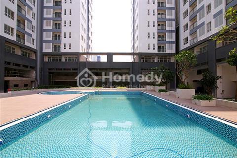 Cho thuê căn hộ Florita 2 phòng ngủ 78m2 view quận 1, giá 13 triệu