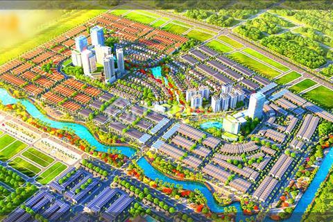 Ra mắt đất biệt thự nghỉ dưỡng HOT nhất cạnh bờ biển, view hồ sinh thái tại Liên Chiểu Đà Nẵng