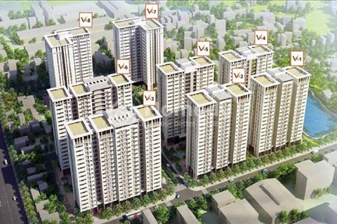 Mua nhà ở thương mại - The Vesta, hỗ trợ vay vốn tới 70% giá trị căn hộ