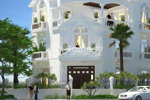 Mẫu biệt thự 4,1 khu đô thị Phú Mỹ An, Huế - Nơi an cư lý tưởng