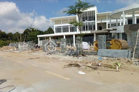 Bán nhà 1 trệt 1 lầu khu tái định cư tiểu dự án Nhi Đồng đối diện bệnh viện Nhi