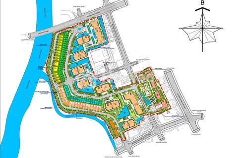 Còn duy nhất 4 cơ hội sỡ hữu đất nền biệt thự, 10x20m, 20x20m, giá 56 triệu/m2