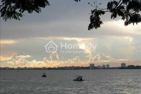 Bán nhà mặt đường Trích Sài, view trọn cảnh Hồ Tây