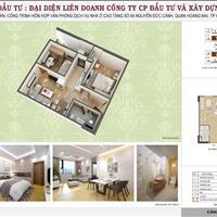 Tôi cần nhượng lại căn 52,1m2 ở chung cư HUD3 Nguyễn Đức Cảnh, miễn trung gian