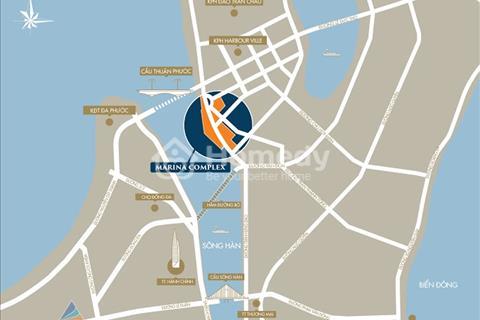 Mở bán nhà phố thương mại ngay sông Hàn Đà Nẵng, ngay khán đài pháo hoa, vị trí đầu tư nghỉ dưỡng
