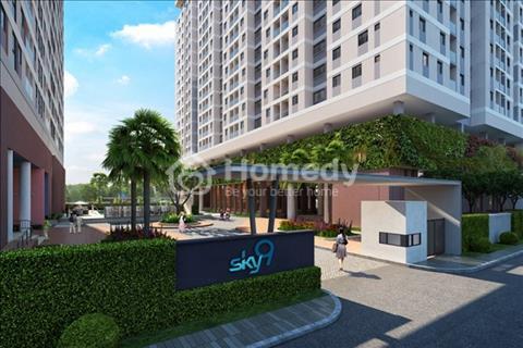 Cho thuê căn hộ Sky 9, 3 phòng ngủ căn góc tầng cao giá bèo