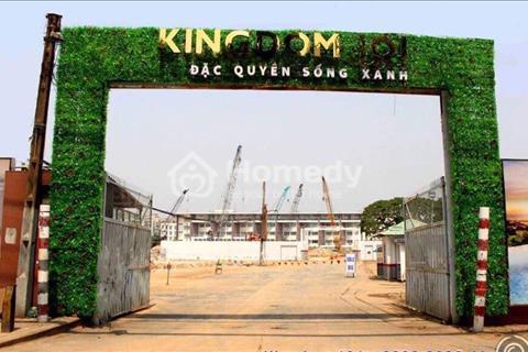 Kingdom101 căn hộ hạng A+, nền tảng xanh cho cuộc sống