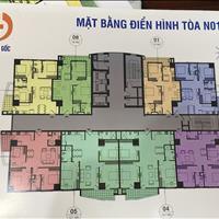 Bán gấp căn hộ suất ngoại giao 2 phòng ngủ, 77m2, K35 Tân Mai, giá 24,2 triệu/m2 đã VAT