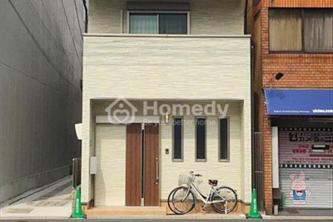 Cho thuê gấp nhà Trương Định rẻ đẹp, diện tích 100m2 x 2 tầng, mặt tiền rộng 5m