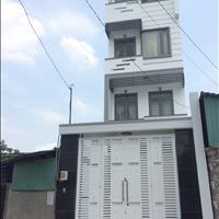 Nhà Hóc Môn 5m x 16m đúc 4 tấm, sổ hồng 2018, 4 phòng ngủ, khu dân cư Bà Điểm 2, Phan Văn Hớn
