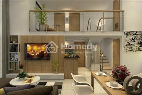 Căn hộ Duplex 2 phòng ngủ ngay trung tâm Tân Bình diện tích 55m2