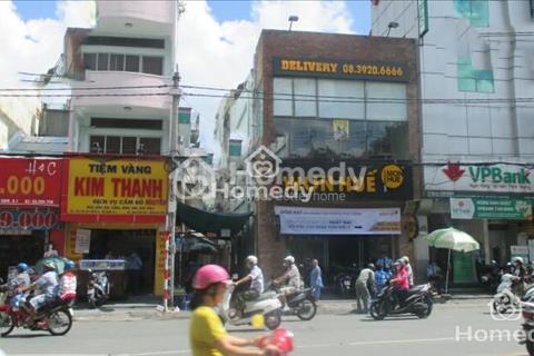 Cho thuê nhà 2 mặt tiền Lê Thánh Tôn và Thái Văn Lung vị trí đẹp nhất Quận 1