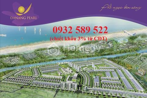 Đất Xanh mở bán 20 lô cuối cùng KĐT Phú Mỹ An (DaNang Pearl) Ck 3% giá gốc từ CĐT  hôm nay (26/04)
