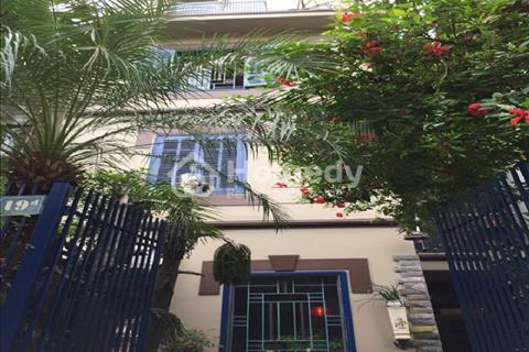 Bán nhà mặt tiền đường Lạc Long Quân, quận 11, giá 9,4 tỷ