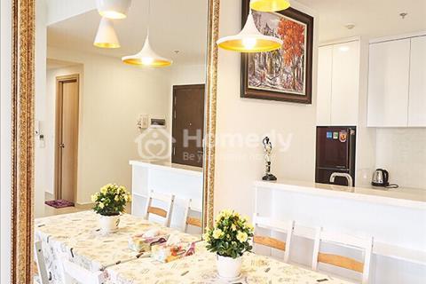 Cho thuê căn hộ River Gate 2PN, 75m2, hướng Tây Nam, full nội thất, dọn vào ở ngay, giá 20 triệu