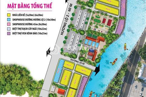 Đất khu 6 Long Hưng, trái tim của dự án, với đầy đủ tiện ích bao quanh