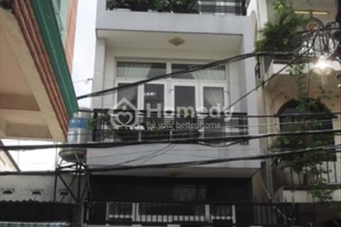 Nhà mặt tiền Trần Văn Kiểu, diện tích 4x20m, 3 lầu, sổ hồng riêng, ngay nhà hàng Hồ Lô, giá bèo