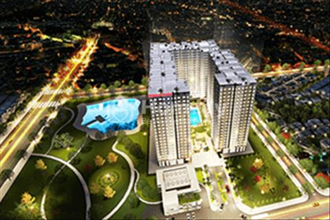Chỉ 450 triệu cho căn hộ thương mại cao cấp Trường Chinh 2 phòng ngủ full tiện ích, sinh lợi cao