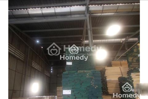 10000m2 kho xưởng cho thuê tại khu công nghiệp