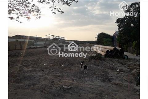 Cho thuê đất hai mặt tiền đường Tân Chánh Hiệp, phường Tân Chánh Hiệp, quận 12