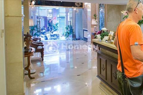 Bán khách sạn mặt phố Hàng Hành, Hoàn Kiếm, 190m2 11 tầng mặt tiền 4m, 165 tỷ