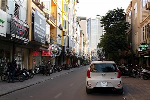 Hot đất 112m2 mặt phố mới Thái Hà 1 mặt phố 2 mặt ngõ 18 tỷ