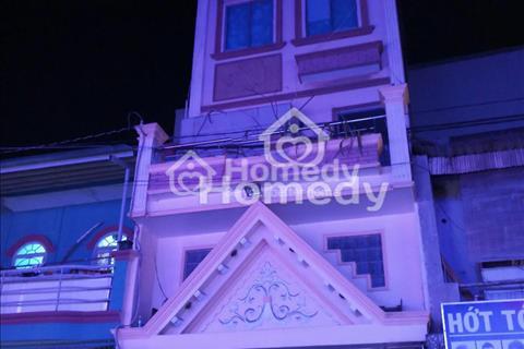 Cho thuê nhà mặt tiền đường Đồng Nai, Quận 10, diện tích 4x10m, giá 25 triệu/tháng
