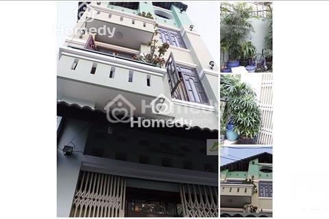 Nhà cho thuê nguyên căn, 20 phòng, mặt tiền đường Lê Văn Thọ, phường 9, Gò Vấp