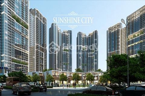 Sunshine City - Tuyệt tác ánh dương - View sân golf, khuôn viên Ciputra