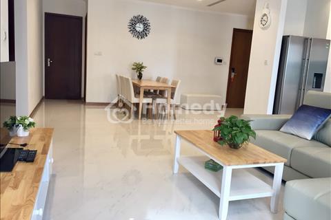 Cho thuê gấp căn hộ cao cấp Vinhomes 4 phòng ngủ - view sông Sài Gòn giá chỉ 34 triệu