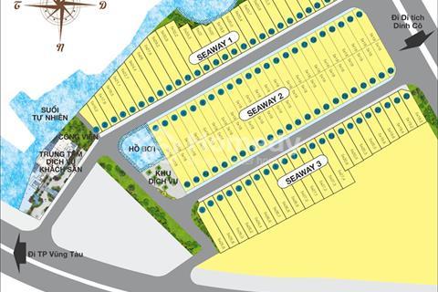Công bố: Mở bán đất nền khu đô thị Seaway Long Hải-Vũng Tàu, mặt tiền đường 36, sổ hồng riêng