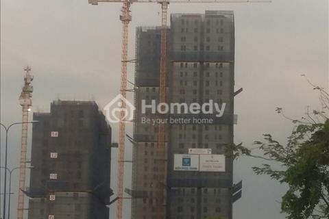 Bán căn hộ Centana Thủ Thiêm, 97m2, căn góc, tầng cao, view Quận 1 và Quận 2, giá 3,7 tỷ có VAT