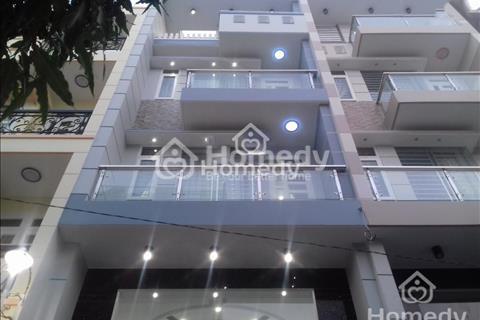Cho thuê nhà nguyên căn đường 447, 1 trệt 3 lầu, 4x18m, 4 phòng ngủ, 3 vệ sinh, giá 15 triệu/tháng