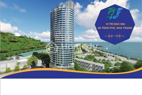 Căn hộ nghỉ dưỡng cao cấp view biển 100% ở Nha Trang