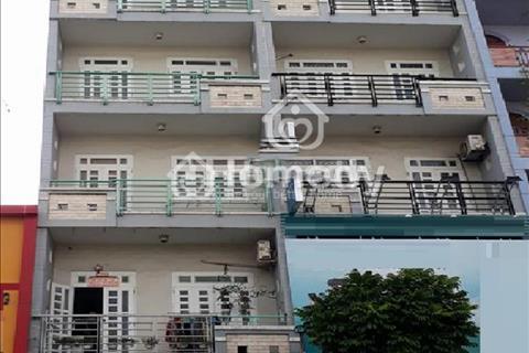 Cho thuê nhà mặt tiền Nguyễn Thị Minh Khai, quận 3, diện tích 20x48m, trệt, 2 lầu