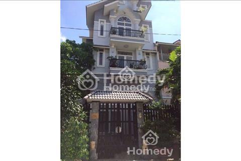 Cho thuê nhà mới xây 426 Võ Văn Tần, gần ngã tư Cao Thắng