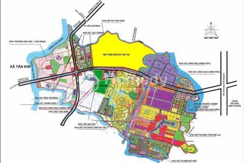 Siêu dự án 267ha của Tập Đoàn T&T Group tại Long Hậu, Cần Giuộc, Long An