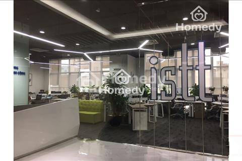 Cho thuê sàn văn phòng tại phố Lê Đức Thọ 380m2/sàn