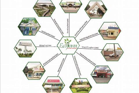 Eco Town Long Thành cơ hội lớn cho đầu tư, nơi an cư lạc nghiệp