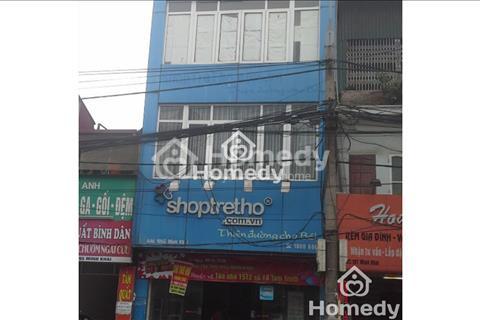 Cho thuê nhà mặt tiền Minh Khai, diện tích 70m2
