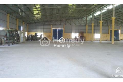 Cho thuê kho xưởng 1000m2 tại Lai Xá, Hoài Đức, Hà Nội
