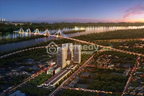 Chung cư cao cấp Sunshine Riverside – Chỉ 3,2 tỉ /căn 3 phòng ngủ, 100m2, full nội thất ngoại nhập