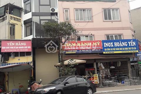 Cho thuê nhà ngõ 30 Nguyễn Thị Định 60m2 x 5 tầng, mặt tiền 4m