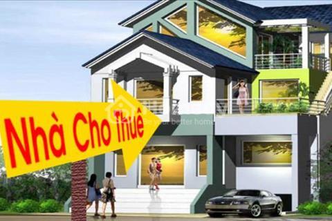 Cho thuê căn hộ tại ngã 4 Vọng, Đại La (Hà Nội)