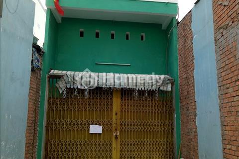 Nhà mặt tiền Phạm Văn Bạch, diện tích 4 x 18m, nhà 2 tấm 3 phòng ngủ