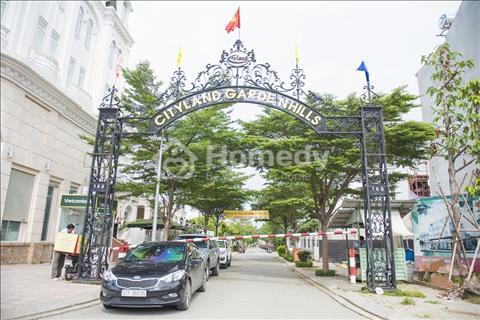 Bán nhà đối diện khu City Land gần siêu thị Emart, khu VIP nhất tại quận Gò Vấp