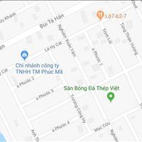 Bán đất nền hai mặt tiền Nam Việt Á, giá siêu rẻ 4,5 tỷ