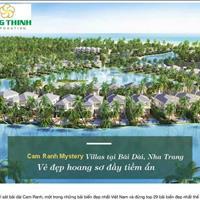 Biệt thự nghỉ dưỡng Cam Ranh Mystery Villas Nha Trang, giá 8 tỷ/căn, 240m2, full nội thất cao cấp