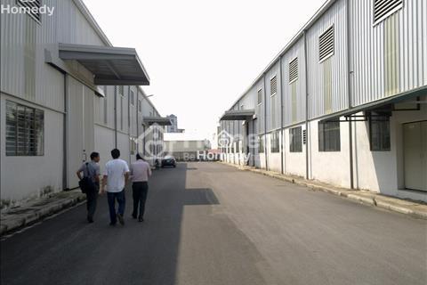 Cho thuê kho, xưởng ở cụm công nghiệp Lại Yên, An Khánh, Hoài Đức