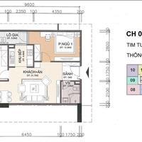 Tôi cần bán căn hộ 2PN tầng đẹp, số đẹp tại dự án A10 Nam Trung Yên, liên hệ chính chủ